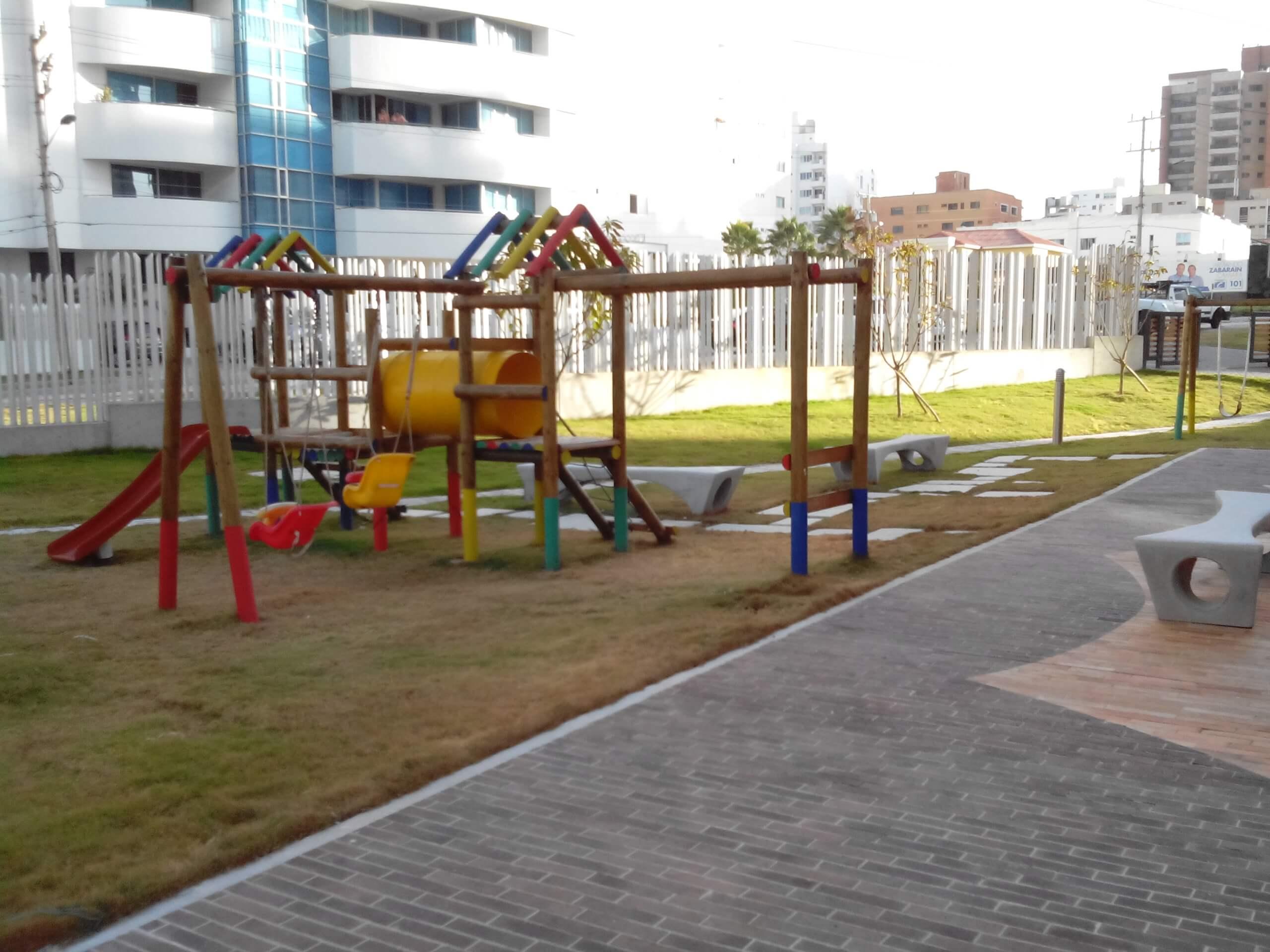 8 Zona Infantil